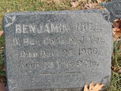 Pvt Benjamin Hull
