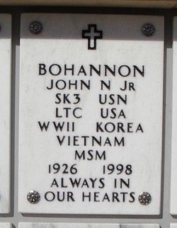 LTC John N. Bohannon, Jr