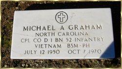 Corp Michael Allan Graham