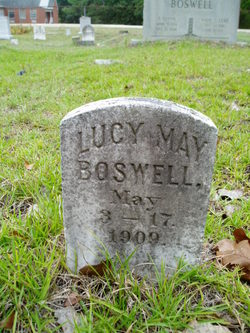 Lucy May Boswell