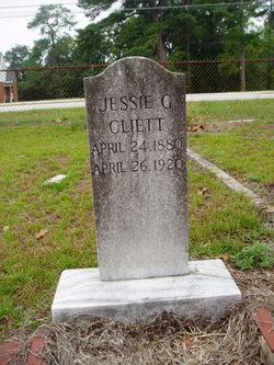 Jessie Gehue Cliett