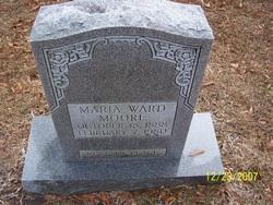 Maria <i>Ward</i> Moore