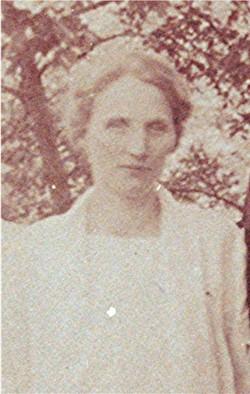 Bertha A. <i>Lyon</i> Gillespie