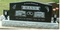 Edward John Mann