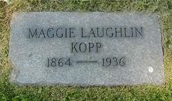 Margaret <i>Laughlin</i> Kopp