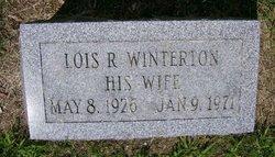 Lois Ruth <i>Winterton</i> LaCell