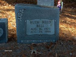 Ruth <i>Reed</i> Bell