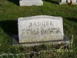 Donald H Badger