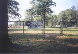 Nogo Cemetery
