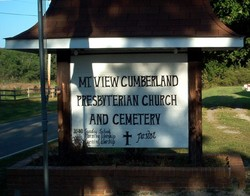 Mount View Cumberland Presbyterian Church Cemetery