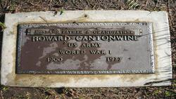 Howard Conger Cantonwine