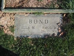 Amos M Bond