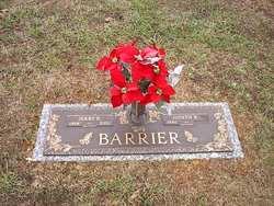 Jerry Blaine Barrier