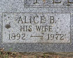 Alice Belden Cone <i>Fowler</i> Nelson