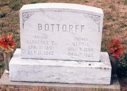 Vera L. <i>Blevins</i> Bottorff