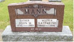 Katherine <i>Bruch</i> Mann