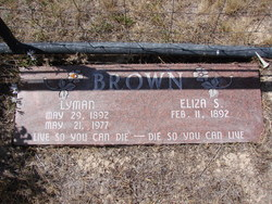 Eliza Snow <i>Morris</i> Brown