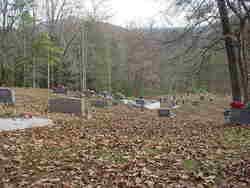 Ogreeta Baptist Cemetery