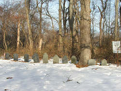 Spring Greene Burial Ground