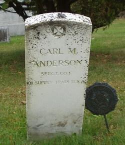 Carl Martin Anderson