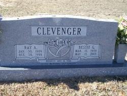 Bessie G Clevenger