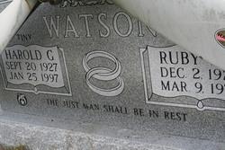 Harold G. Watson