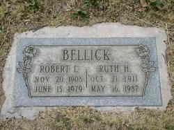 Ruth Hazel <i>Pingree</i> Bellick