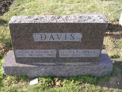 Bessie Mae <i>Chandler</i> Davis