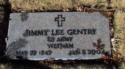 Jimmy Lee Gentry