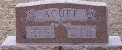 Margie Elizabeth <i>Havenhill</i> Acuff