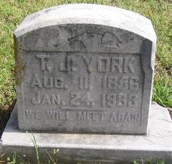 Thomas Jackson York