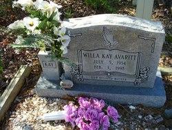 Willa Kay Avaritt