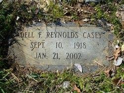 Adell <i>Reynolds</i> Casey
