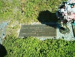 Capt Edward Clifton Eddie Myatt, Jr