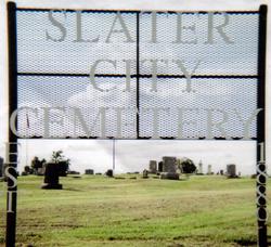 Slater City Cemetery