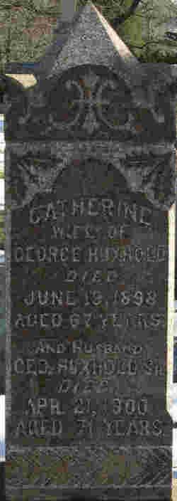 George August Ferdinand Huxhold
