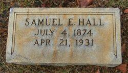 Samuel Eldridge Hall