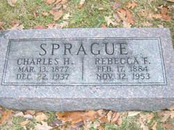 Rebecca Frances <i>McNally</i> Sprague