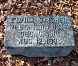 Elvira <i>Gaither</i> Austin