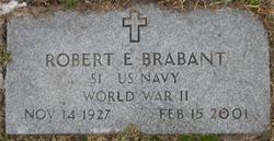 Robert Elton Brabant, Sr