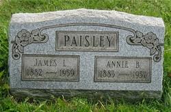 James Lyman Paisley