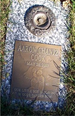 Aaron Chantz Cook