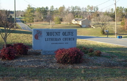 Mount Olive Lutheran Cemetery