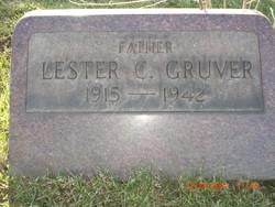 Lester Charles Gruver