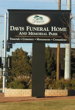 Davis Memorial Park