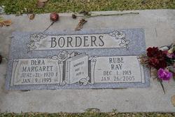 Dera Margaret <i>Jones</i> Borders