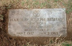 Harold Joseph Beshaw