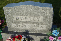 Grace Blanche <i>Hansel</i> Morley