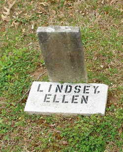 Eliza Ellen <i>Reeder</i> Lindsey