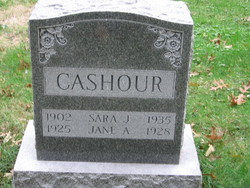 Sara J Cashour